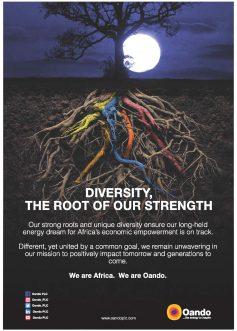 Oando Corporate Advert 2017