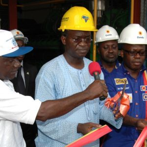 Wale Tinubu And Governor Fashola Launch Akute Power