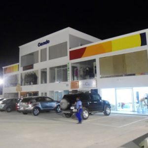 The Lekki Mega Retail Station Showcasing Autocare And TrippMart Services
