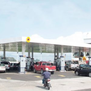 The Mega Station At Lekki, Lagos Which Has The Highest Sales By Volume Nationwide