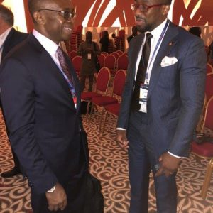 Oando Shares The Nigerian Perspective At Africa CEO Forum, Abidjan