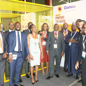 Oando PLC Sponsors The Nigeria Oil And Gas Conference 2018 In Abuja, Nigeria