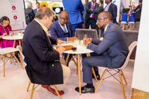 OANDO PUSHES THE NIGERIAN AGENDA AT THE 2018 AFRICA OIL WEEK