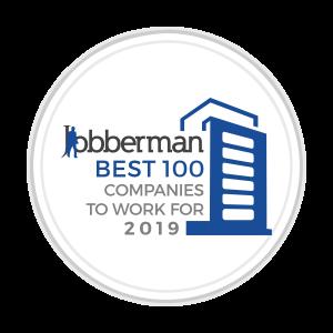 Jobberman Best 100 Companies to Work For 2020 Award