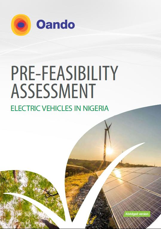 Oando Renewable Energy EV